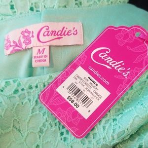 Candie's Dresses - NWT Candie's Lace dress